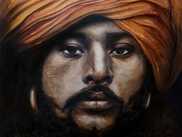 India Sadhu I