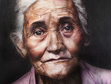 Japanese Comfort Woman I