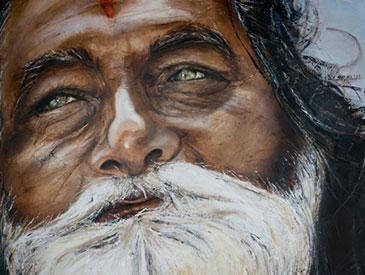 India Sadhu II