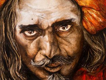 India Sadhu III
